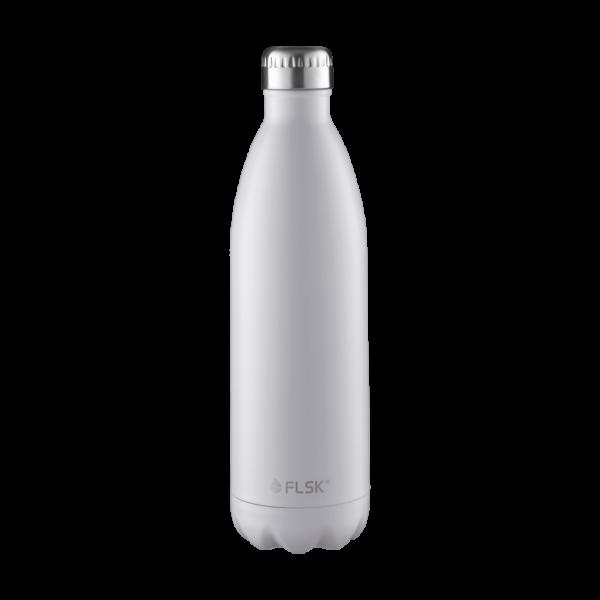 Trinkflasche FLSK White 1000 ml