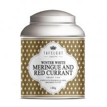 Tafelgut Tee Winter White Meringue and red Currant 2 Größen