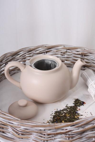 Teekanne beige 1,5L