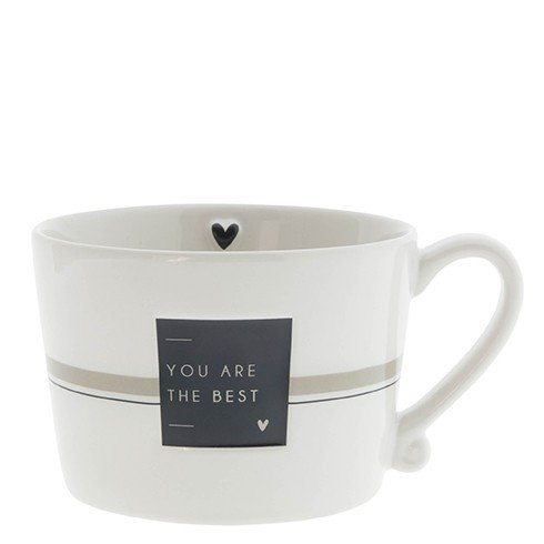Bastion Collections Henkeltasse You are the Best