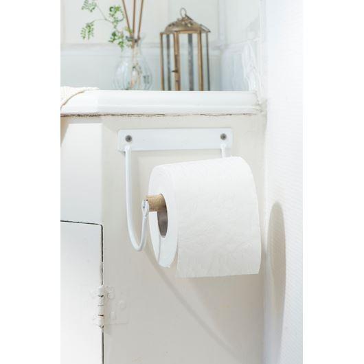 Ib Laursen Toilettenpapierhalter weiß
