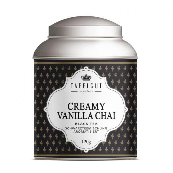 Tafelgut Tee Creamy Vanilla Chai / große Dose