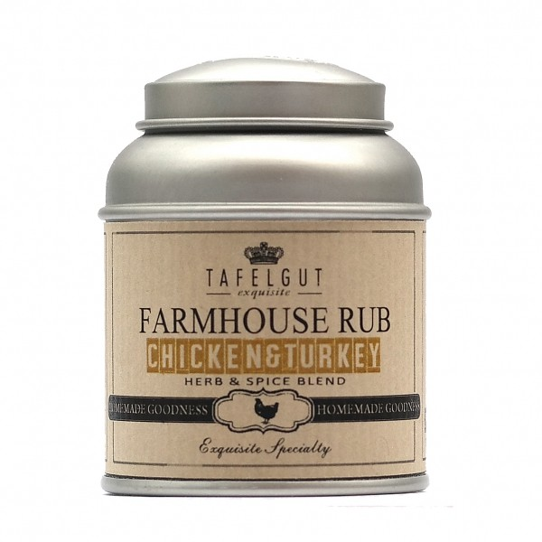 Tafelgut Farmhouse Rub, Gewürzmischung Chicken