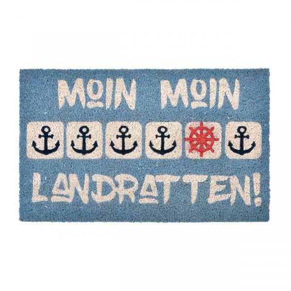 PAD Fußmatte Landratten