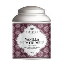 Tafelgut Tee Vanila Plum Crumble 2 Gößen