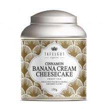 Tafelgut Tee Cinnamon Banana Cream Cheesecake 2 Größen