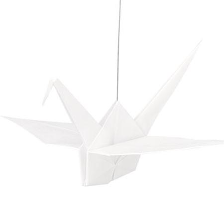 """Räder Girlande Origami """"Kranich """" 1,15 m"""