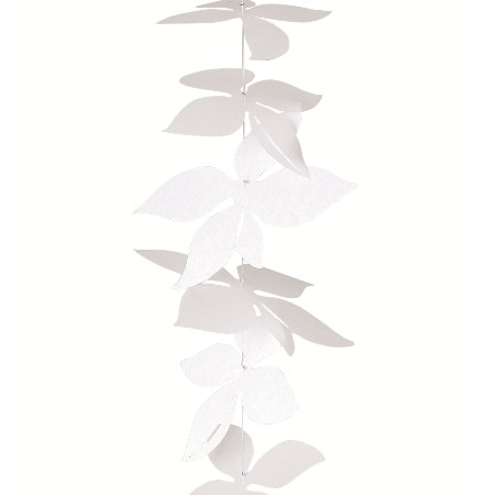 """Räder Girlande """"White Blossom """" zum Hängen 86 cm"""
