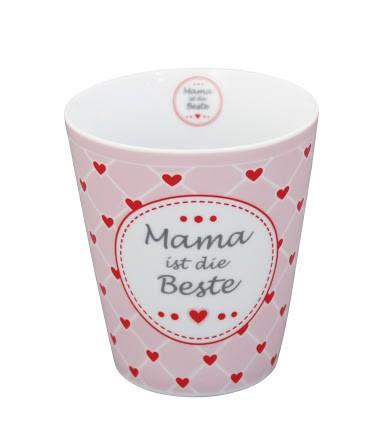 Krasilnikoff Happy Mug Mama ist die Beste