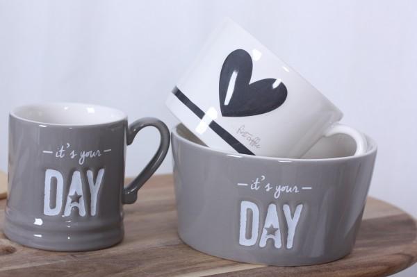 Bastion Collection Mug small titan It's your Day