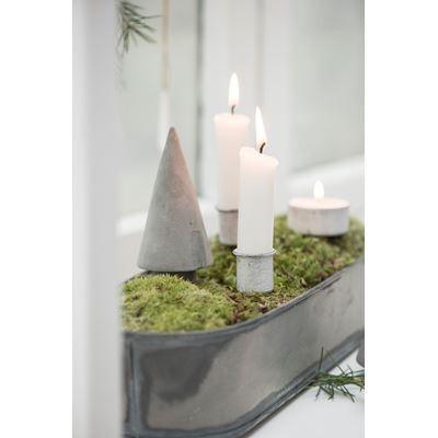 Kerzenpieker / spiess weiß